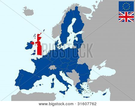 United Kingdom In Europe