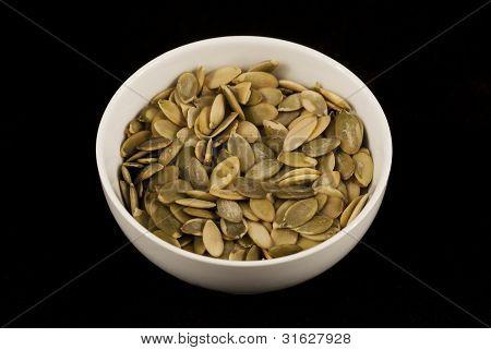 Pumpkin Seed Bowl