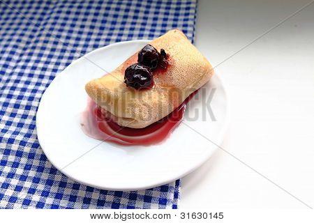 Pancakes Have A Unique Taste