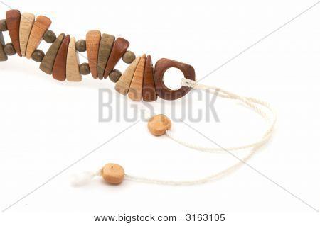 Wooden Type Setting Belt