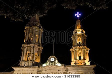 San Francisco De Asis Church Of Chapala