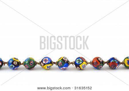 Murano Colourful Necklace