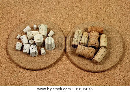 Natural Cork Products.