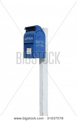 Official Snail Mail Box