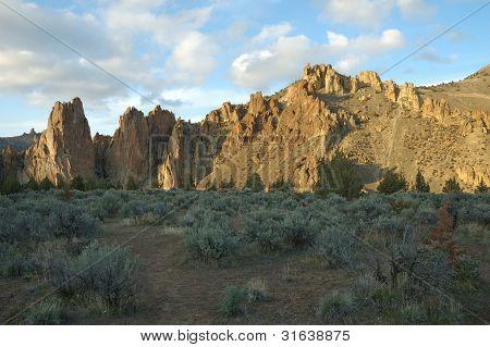 Smith Rocks North