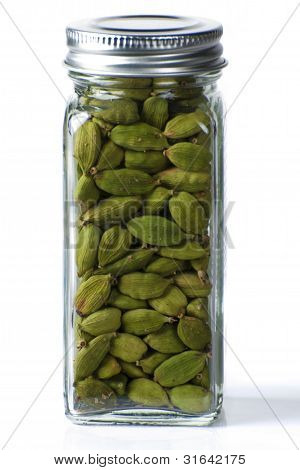 Bottle Of Cardamom