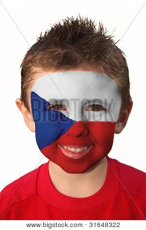 Face Paint - Czech Republic