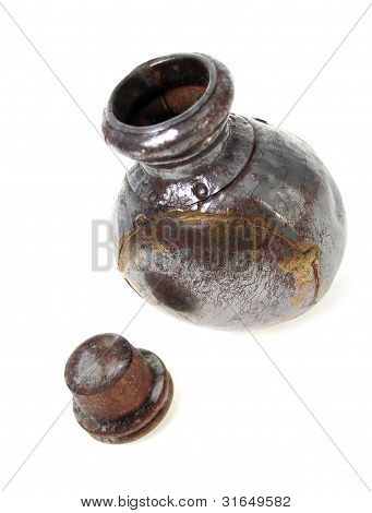 Bottle Silver Perfume Oil