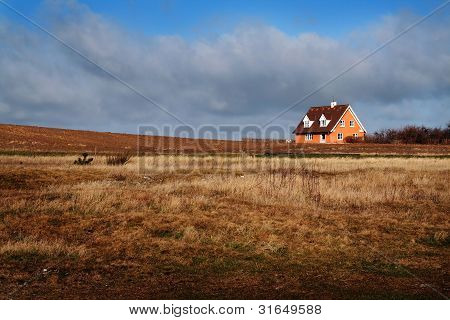 Farm House Home Denmark