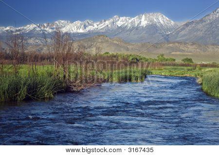 Owens River Sierra