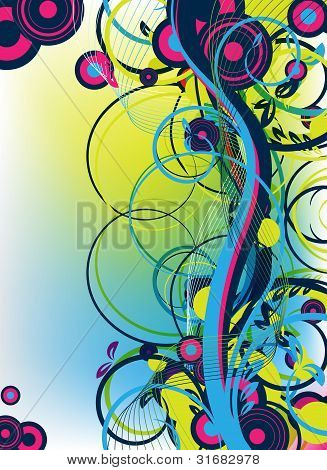 Colorful Vector Artwork