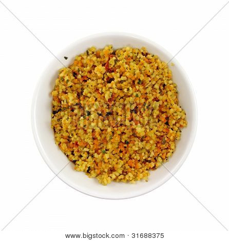Small Bowl Prepared Couscous
