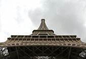 Most Famous Monument In France Is The Eiffel Tower Also Called Tour Eiffel In French Language In Par poster