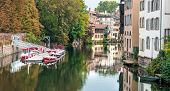 Little France La Petite France , A Historic Quarter Of The City Of Strasbourg In Eastern France poster