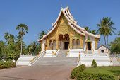 Haw Pha Bang - Royal Chapel