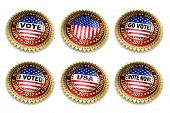 Mitt Romney Presidential Election 2012 Buttons