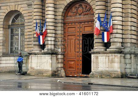Paris Parliament
