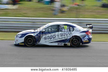 British Touring Car Championship 2012