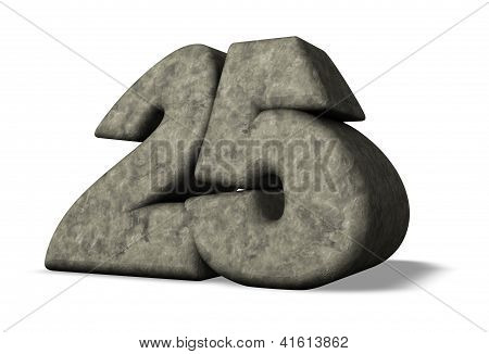 Stone Number