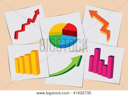 Gráficos de ações