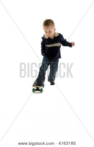 Little Boy Skateboards