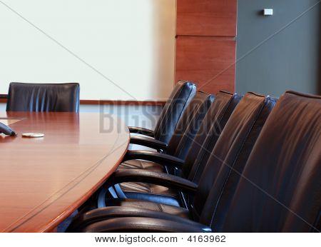 Board Room Or Training Room