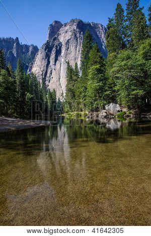 Yosemite portrait