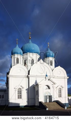 House Of Bogolyubskaya Theotokos