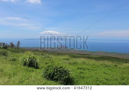 Upcountry Area of Maui Hawaii