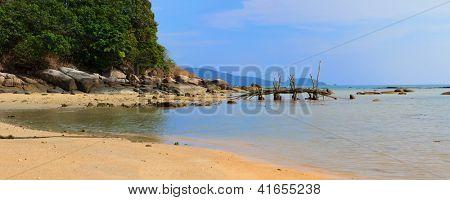 Rawai beach Exotic Bay in Phuket island Thailand - Ultra high resolution 117 MP