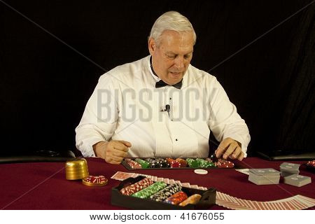 Senior Casino Dealer