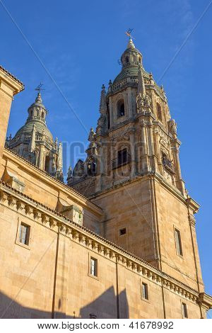 Salamanca University Tower