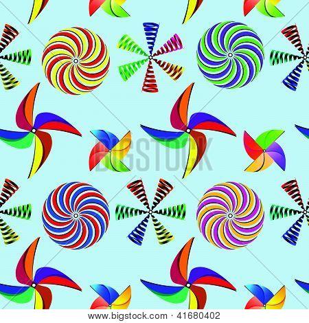 Wind Mills Pattern