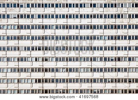 Precast apartment building in Berlin