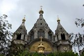 Cathedral Saint Alexander Nevsky in Paris, Paris