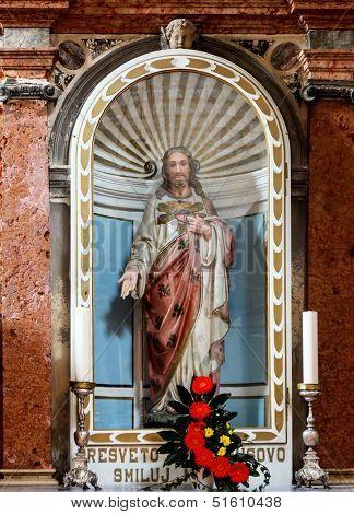 Catholic god