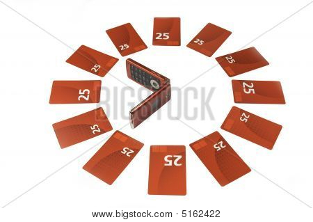 Mobile And Recharge Cards