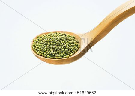 Green Beans In Tablespoon