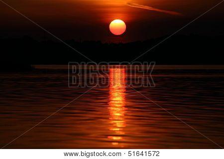 Summer Sundown