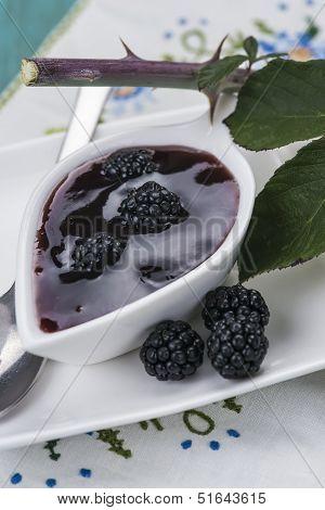 Homemade Blackberry Jam