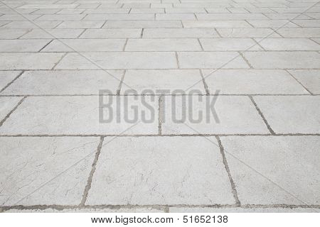Flagstone Pavement Background