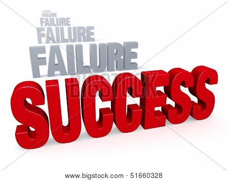 Success After Failure