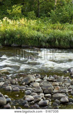 Adirondak River