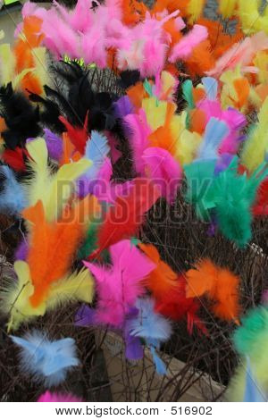Easter Feather Tree 2