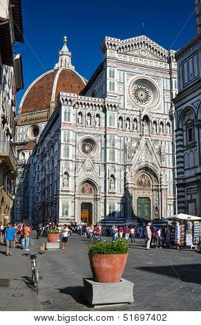 Dome Santa Maria Del Fiore, Florence