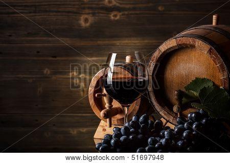 Wein-Konzept