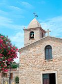 Church In San Pantaleo