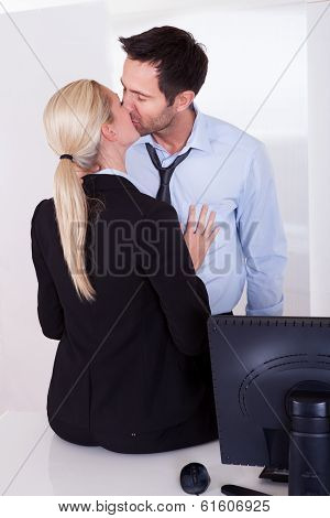 Love In The Workplace