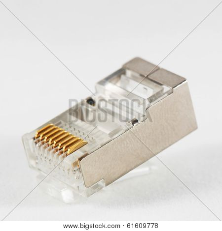 Network Connector Rj45
