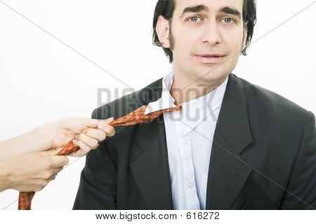 Pulling Tie